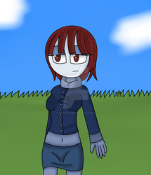 Venus the Seedrian (Request) by SonicUS1000