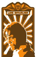 Luke Skywalker by dhil36