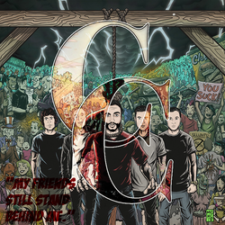 A Day to Remember Fan Art by 98darkwolf94