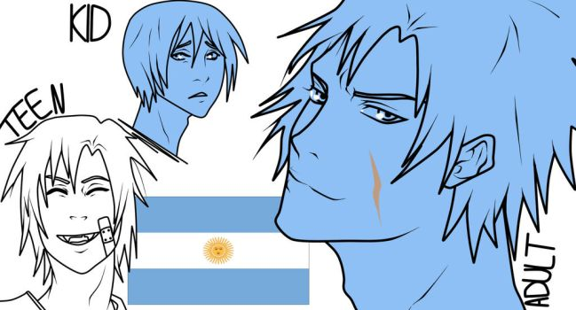 argentina. by The-German-States