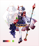 [CLOSED] Adopt #1 - AUCTION by Yeurei