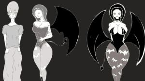 succubus tg(requested by riderofthenight) by ChompWorks