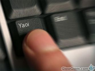 The Yaoi Button by GingersaurusRex