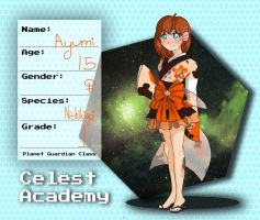 ~Celest Academy~ Ayumi Application |Semester I| by Poke-Chann