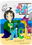 MCL Xmas Special Cover Page by AkirasArtWorld