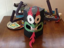 Aku Mask by Twilyx360