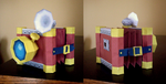 PictoBox Papercraft by RidgeTroopa