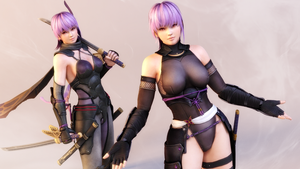 Ayane by fateheartnet