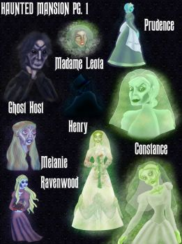 Haunted Mansion pg 1 by Valor1387
