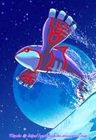 Moonlight Kyogre