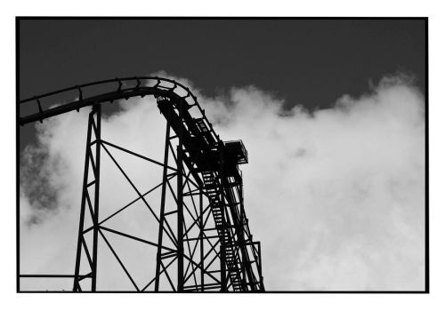 Coaster to heaven by mortichro