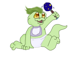krawk baby png by BahatiUpendo