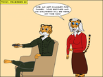 Bengal Tales - The Return of Private Holliday by Tigershark620