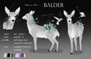 Balder - Reference Sheet by Nat-4rts
