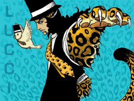 Lucci of CP9 by wobbly-sphinx