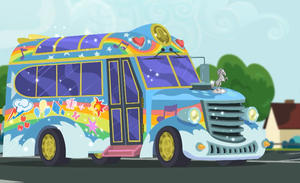 MLP EQG  Get the Show on the Road Moments 6 by Wakko2010