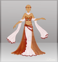 Auction: Adoptable Outfit 3 [CLOSED] by Lumi-Arts