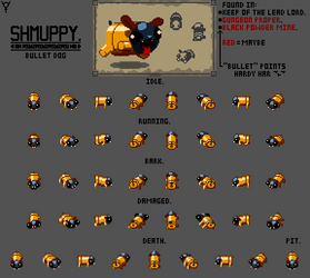 Enter the Gungeon: Shmuppy by TitaniumGrunt7