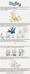 Personal species notes: Buggies by Lighterium
