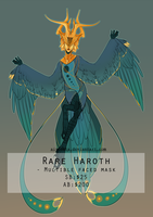 Haroth Auction: 3 Faced  [Closed] by Aivomata