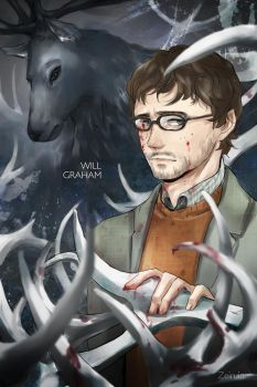 Will Graham by Zeiruin