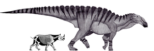 Huaxiaosaurus is Freaking Huge by Fragillimus335