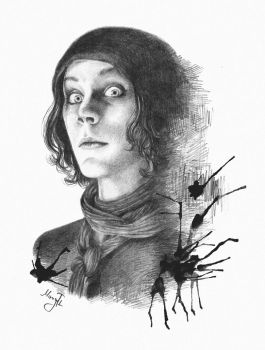 Ville Valo (2) by MaryTL