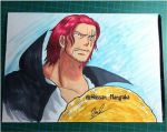 Shanks by HasssanArt