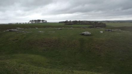 Arbor Low by jebus139