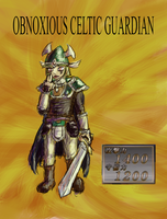 Obnoxious Celtic Guardian by White-Curtains