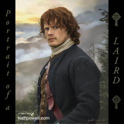 Portrait of a Laird by Kath-13