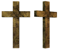 Grave PNG Stock by Roy3D