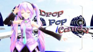 [MMD] Drop Pop Candy + (Motion download) by PenitaHelia