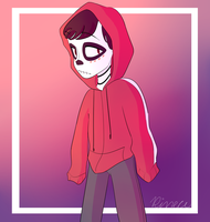 Skeleton Boi (AT w/danygaming4) by Rinea57744