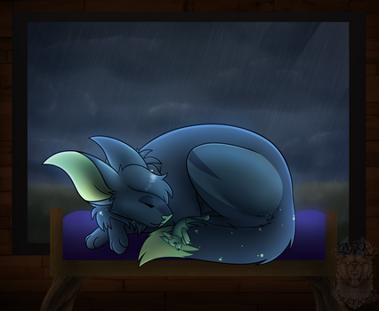 (P) Movements in the Storm by KiariAnn93