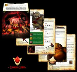 Hyrule Conquest Guide - Goron by UndyingNephalim