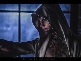 Ruvik - The Evil Within cosplay by LuckyStrikeCosplay