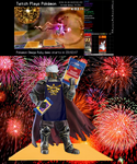 Twitch Plays Pokemon- Cheese Master Ganondorf by Pioxys