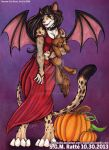 Halloween 2013 for Shiverz -XCHNG- by StephRatte