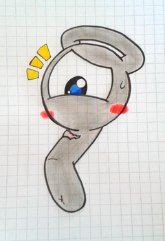 Give me my scarf back!! by GluryTheUnown