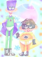 We don't care if you stare [Fanboy and Chum Chum] by the01angel