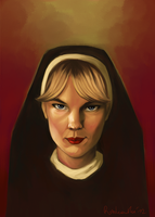 Sister Mary Eunice by cut-box