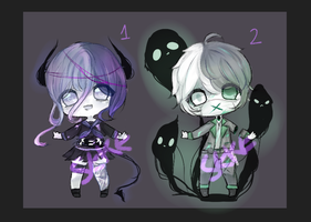 Auction Crayon Adopts [OPEN 1/2] by sekecchi