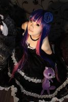 Stocking - Dark Princess by SuperMinaco