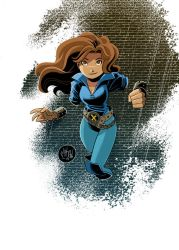 80s Shadowcat by mikemaihack