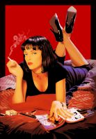Pulp Fiction by demonika