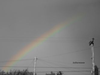 A rainbow in My Land by SolDurmiente