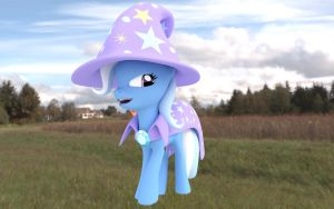 Sly Trixie by Lavik1988
