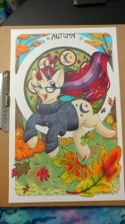 Autumn - Moondancer by HelicityPoni