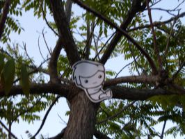 baby dave in a tree cus why not by Zbee8